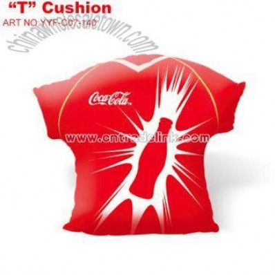 Coca-cola T Cushion