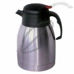 Coffee Pot with Capacity of 1.0 to 2.0L