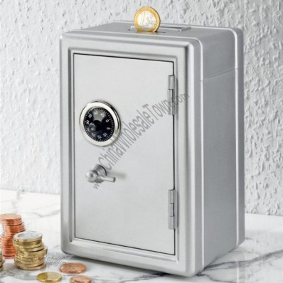 Coffer Shaped Money Bank
