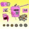 Coin Counter Digital Money Saving Bank