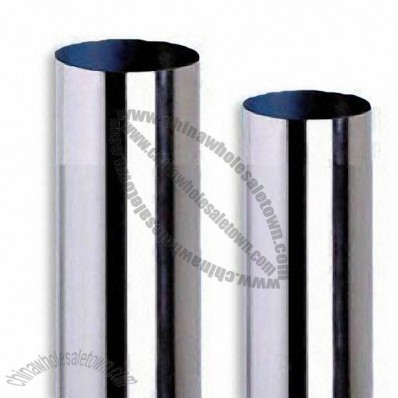 Cold Drawn Seamless Aluminum Tube with 0.8 to 10mm Wall Thickness and 8 to 120mm Outer Diameter
