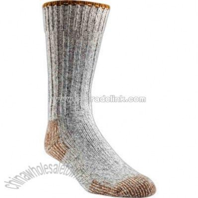 Cold weather wool socks