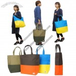 Collaboration Color Canvas Series Tote Bag
