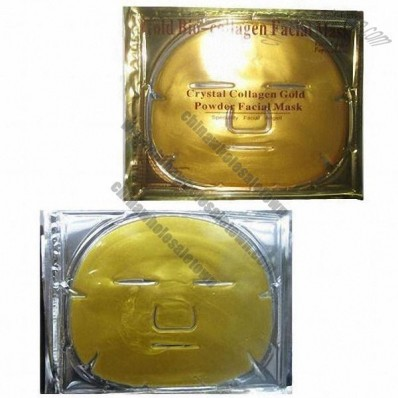 Collagen Gold Facial Mask, Stimulate Cells Regeneration and Repair