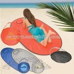 Collapsible Beach Mat