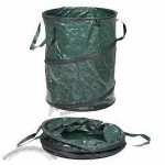 Collapsible Yard Bag Pop Up Leaf Bin