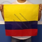 Colombia Flag Bandana