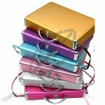 Color Aluminum Briefcases & Laptop Cases
