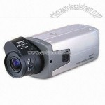 Color CCD Box Camera with Auto White Balance