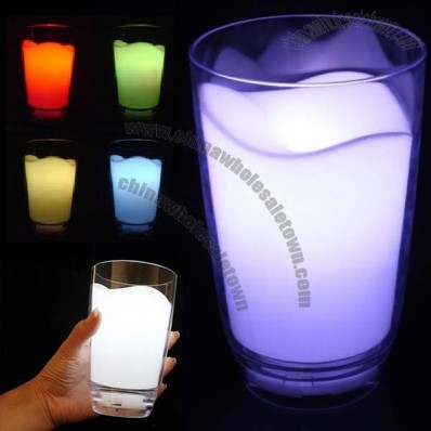 Color Changing Milk Cup LED Night Light
