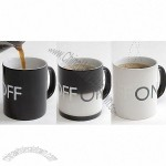 Color Changing ON OFF Mug