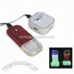 Color LED light Optical Mouse