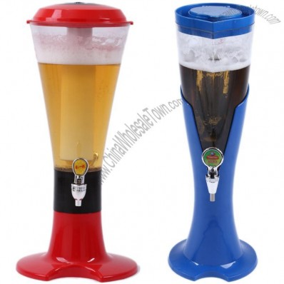 Color Light Beer Dispenser