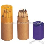 Color Pencil-Crayon with Sharpener