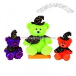 Color Sitting Halloween Bears
