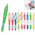Color Twin-Write Pen/Highlighter
