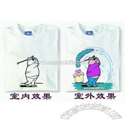 Colorchanging T-shirt