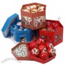 Colored Christmas Balls Set
