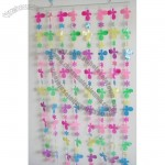Colorful Clover PVC Door Curtain