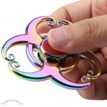 Colorful EDC Metal Fidget Spinner