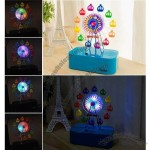 Colorful Ferris Wheel USB Speaker