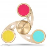 Colorful Hand Fidget Spinner Pressure Reducing Toy for Worker