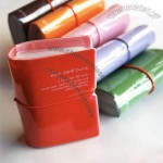 Colorful Mini Card Book