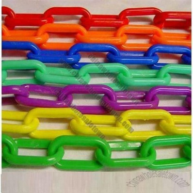 Colorful Plastic Chains