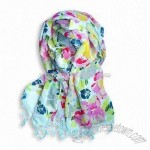 Colorful Printing Scarves