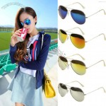 Colorful Reflective Sunglasses