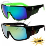 Colorful Riding Sunglasses