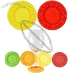 Colorful Silicone Coasters for Goblet