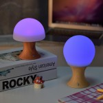 Colorful Silicone LED Nightlight