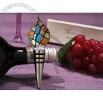 Colorful Tear Drop Wine Stopper