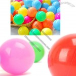 Colorful fun Soft Plastic ocean ball baby kid toys Tent Swim Pit Toy 2.76