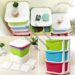 Colors Drawer Storage Cabinets