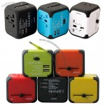 Colors Travel Adapter