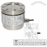 Column Load Cell, 0.2 to 100kN Capacity