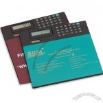 Combination Mousepad & Calculator