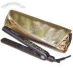 Combined Hair Straightener With Diaomand Golden Style