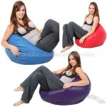 Comfort Research Classic Vinyl Bean Bag