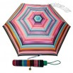 Compact Superslim Sweater Stripe Umbrella