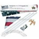 Complete Flag Pole Kit