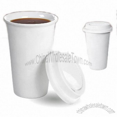 Compostable Disposable Cup with Lid