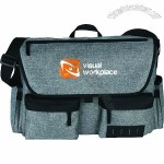 Compu-Messenger Bag for 17
