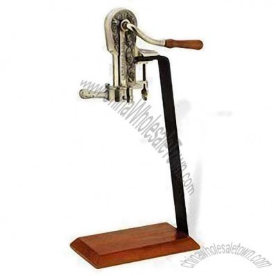 Connoisseur Wine Opener with Stand