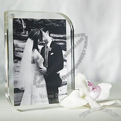 Contemporary Acrylic Photo Frame - Small