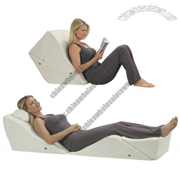 contour backmax orthopedic wedge pillow