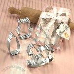 Cookie Cutter Baby Shower Favors
