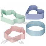 Cookie Cutters, Set of 4